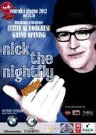 Nick The Nigth Fly Quintet - 1 giugno 2012 - Matera