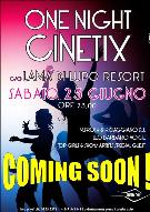 One Night Cinetix - 23 giugno 2012 - Matera