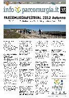 Parcomurgiafestival 2012 - Autunno - Matera
