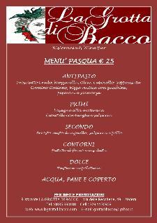 """PASQUA 2012 A """"LA GROTTA DI BACCO"""" - Matera"""