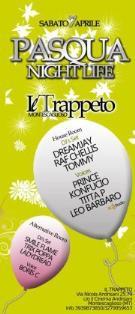 Pasqua Nightlife - 7 aprile 2012 - Matera
