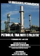 Petrolio, tra miti e falsità  - Matera