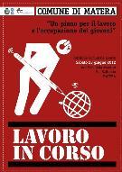 Piano per il lavoro e l'occupazione dei giovani - 23 giugno 2012 - Matera