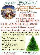 Pomarico Vivaldi Festival 2012  - Matera
