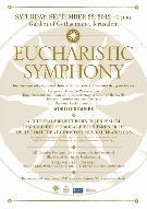 Prima Mondiale Sinfonia Eucaristica - 22 settembre 2012 - Matera