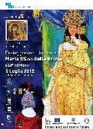 Programma 2012 della Festa di Maria S.S. della Bruna - Matera