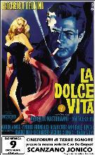 """Proiezione del Film """"LA DOLCE VITA"""" di Federico Fellini  - Matera"""