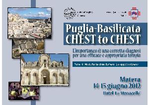 Puglia - Basilicata CHEST to CHEST - 14 e 15 giugno 2012 - Matera