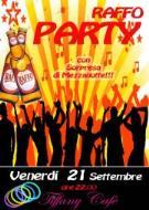 RAFFO PARTY - Matera