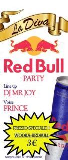 RED BULL Party - 30 marzo 2012 - Matera