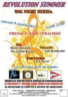 Revolution Summer - 9 agosto 2012 - Matera