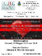 Ripristino dei flussi nutrizionali al cuore delle donne - 31 maggio 2012 - Matera