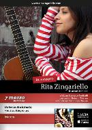 "Rita Zingariello in ""Acoustic Mood""  - Matera"