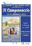 Sagra del Campanaccio 2012 a San Mauro Forte - Matera