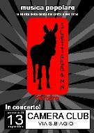 SCETTABBANN' in concerto - 13 aprile 2012 - Matera