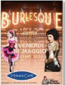 Serata BURLESQUE - 18 maggio 2012 - Matera