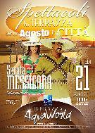Serata Messicana - 21 agosto 2012 - Matera