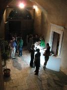 SERRAMARINA, Ingresso abbazia San Salvatore  - Matera