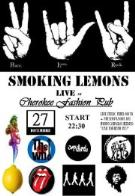 Smoking Lemons Live - 27 dicembre 2012 - Matera