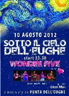 Sotto il cielo dell'Eughe - 10 agosto 2012 - Matera