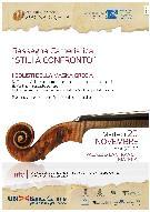 STILI A CONFRONTO - 20 novembre 2012 - Matera