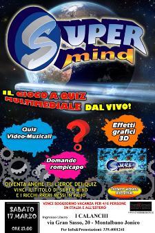 Super Mind a I Calanchi - Matera