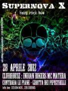 SUPERNOVA X - 28 aprile 2012 - Matera