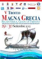 TROFEO MAGNA GRECIA 2012 - Matera