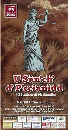 U Sùn'ch' d' P'ccianìdd - Il Sindaco di Piccianello  - Matera