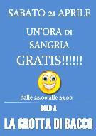 UN'ORA DI SANGRIA GRATIS  - Matera