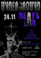 UNDERGROUND BEATS LAB - 24 novembre 2012 - Matera