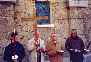 Via Crucis nei Sassi di Matera - Matera