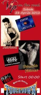 VIP ON THE ROAD - 28 aprile 2012 - Matera