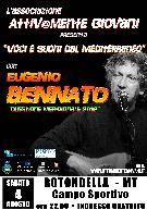 Voci e Suoni del Mediterraneo con Eugenio Bennato - 4 agosto 2012 - Matera