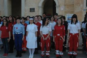 Volontari della Croce Rossa Italiana di Matera - Matera