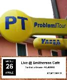 Yazza Family live - 26 aprile 2012 - Matera