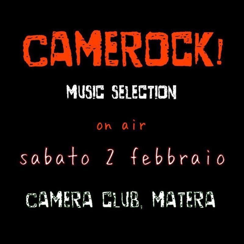 Camerock! - 2 febbraio 2013