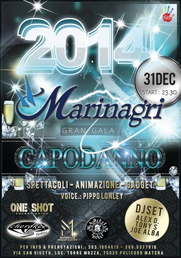 Capodanno Marinagri 2014