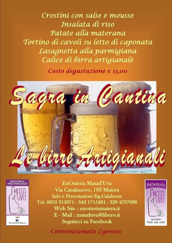 CenAperitivo...le birre artigianali