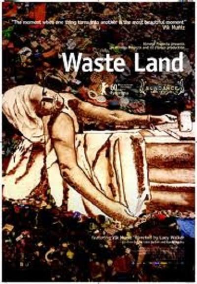 Cineforum - Waste Land - 27 ottobre 2013