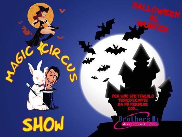 Circus Halloween - 31 ottobre 2013