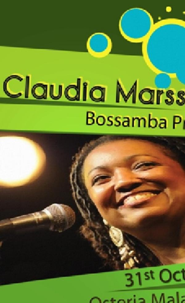 Concerti d´Osteria: Bossamba Project with Claudia Marss - 31 ottobre 2013
