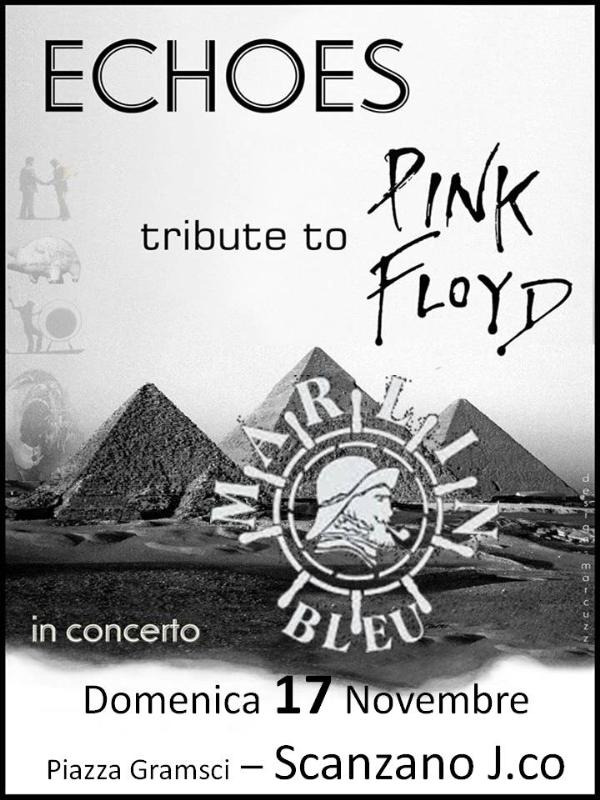 Echoes Pink Floyd - 17 novembre 2013