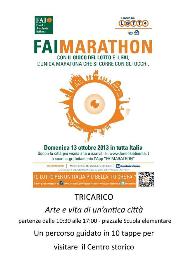Fai Marathon 2013 - 12 ottobre 2013