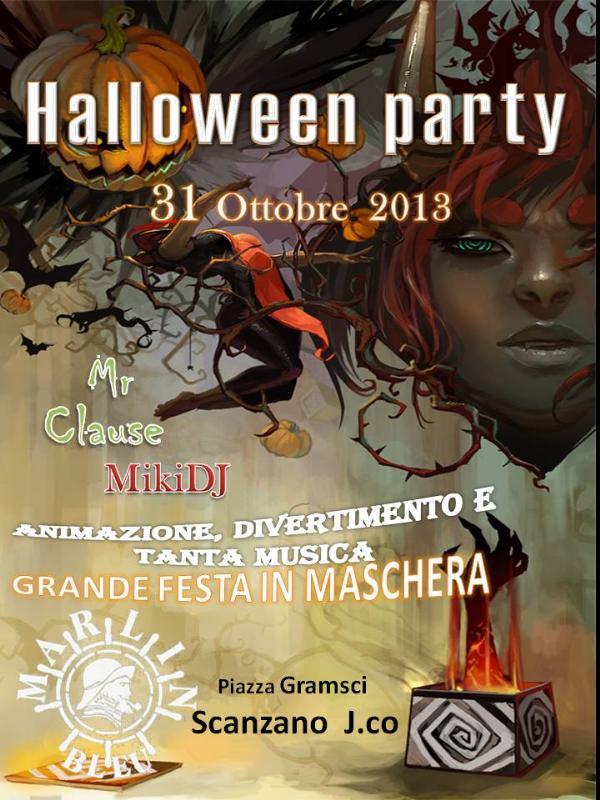Halloween Party - 31 ottobre 2013