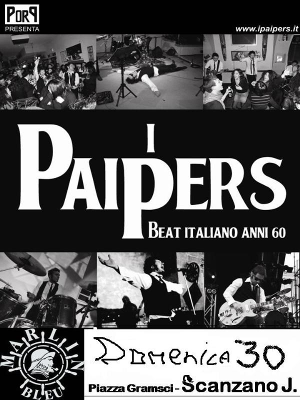 I Paipers - 30 giugno 2013