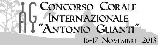 """III Concorso Corale Internazionale """"Antonio Guanti"""""""