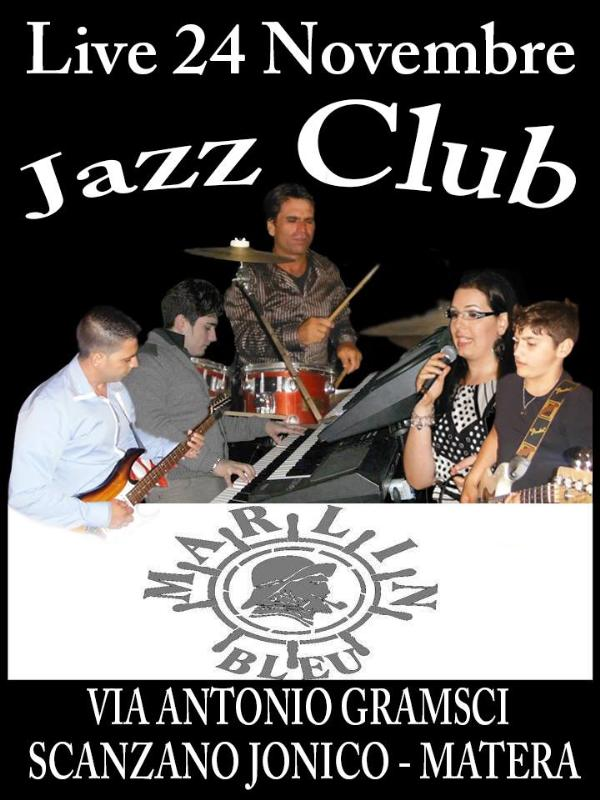Jazz Club - 24 novembre 2013