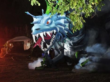 La Leggenda del drago 2013
