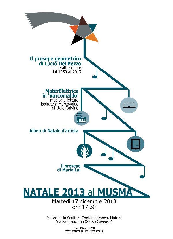 Natale al Musma 2013